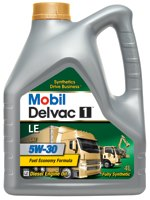Моторное масло MOBIL Delvac 1 LE 5W-30 4 л