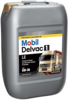 Моторное масло MOBIL Delvac 1 LE 5W-30 20 л