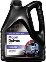 Моторное масло MOBIL Delvac MX 15W-40 4л