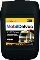 Моторное масло MOBIL Delvac XHP Extra 10W-40 20 л