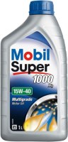 Моторное масло MOBIL Super 1000 X1 15W-40 1 л