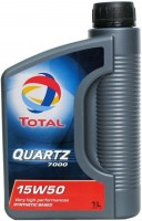 Моторное масло Total Quartz 7000 15W-50 1L