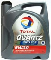 Моторное масло Total Quartz INEO ECS 5W-30 4L