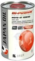 Моторное масло Bi-Power Moto 4T 10W-40 1L 1л