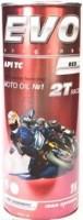 Моторное масло EVO Moto 2T RACING 1L