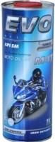 Моторное масло EVO Moto M4T 10W-40 1L 1л
