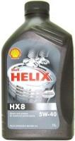 Моторное масло Shell Helix HX8 5W-40 1L