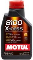 Моторное масло Motul 8100 X-Cess 5W-40 1L