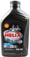 Моторное масло Shell Helix Ultra Diesel 5W-40 1L