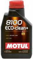 Моторное масло Motul 8100 Eco-Clean Plus 5W-30 1л