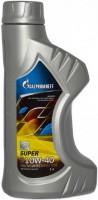 Моторное масло Gazpromneft Super 10W-40 1л