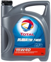 Моторное масло Total Rubia TIR 7400 15W-40 5L
