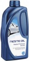 Моторное масло Neste Premium 5W-40 1л