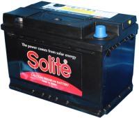 Фото - Автоаккумулятор Solite DIN CMF (56058)