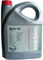Моторное масло Nissan Motor Oil 5W-40 5л