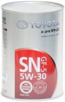 Моторное масло Toyota Castle Motor Oil 5W-30 SN/CF 1L