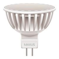 Фото - Лампочка Maxus 1-LED-296 MR16 4W 4100K 220V GU5.3 AP