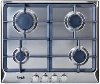 Фото - Варочная поверхность Freggia HA 640 VGX нержавеющая сталь