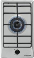 Фото - Варочная поверхность Gunter&Hauer GHD 31 IX нержавеющая сталь