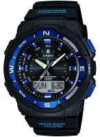 Фото - Наручные часы Casio SGW-500H-2B