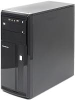 Фото - Корпус (системный блок) FrimeCom FB-107 GL 400W БП 400Вт черный
