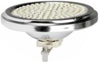 Лампочка Brille LED G53 6W 120 pcs WW AR111 AC12V (128119)