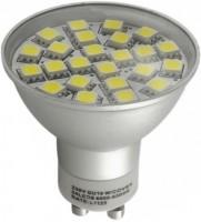 Фото - Лампочка Brille LED GU10 3.3W 24 pcs CW MR16 (128123)