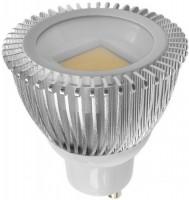 Фото - Лампочка Brille LED GU10 4.5W 1 pcs WW MR16 (128164)