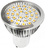 Лампочка Brille LED GU10 4.6W 30 pcs CW MR16 (L3-007)