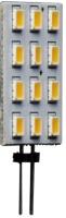 Лампочка Brille LED G4 2.7W 12 pcs WW SM 12V (L3-017)