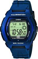 Фото - Наручные часы Casio HDD-600C-2A