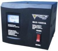 Фото - Стабилизатор напряжения Forte MAX-1000VA 1кВА