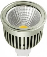 Лампочка Brille LED GU10 5.9W 1 pcs CW MR16 (L71-002)