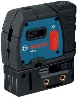 Фото - Нивелир / уровень / дальномер Bosch GPL 5 Professional 0601066200 30м, кейс, держатель