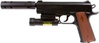 Пневматический пистолет Crosman 1911TAC