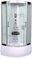 Душова кабіна AquaStream Comfort 110 HW 100x100 симетрично