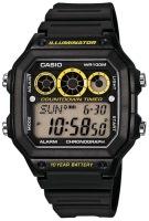 Фото - Наручные часы Casio AE-1300WH-1A