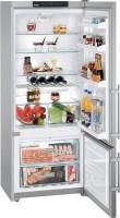 Холодильник Liebherr CNPesf 4613 нержавеющая сталь