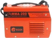 Фото - Сварочный аппарат Edon MMA-200 mini
