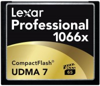 Карта памяти Lexar Professional 1066x CompactFlash 32Gb