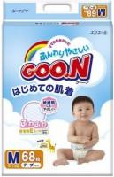 Подгузники Goo.N Diapers M / 68 pcs