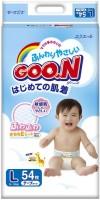 Подгузники Goo.N Diapers L / 54 pcs