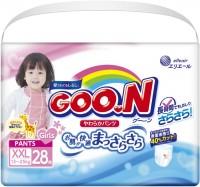 Подгузники Goo.N Pants Girl XXL / 28 pcs