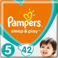 Подгузники Pampers Sleep and Play 5 / 42 pcs