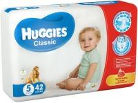 Фото - Подгузники Huggies Classic 5 / 42 pcs