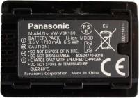 Фото - Аккумулятор для камеры Panasonic VW-VBK180
