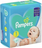 Подгузники Pampers New Baby 1 / 27 pcs