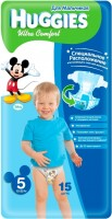 Подгузники Huggies Ultra Comfort Boy 5 / 15 pcs