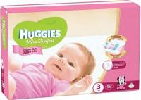 Подгузники Huggies Ultra Comfort Girl 3 / 80 pcs