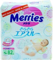 Подгузники Merries Diapers S / 82 pcs